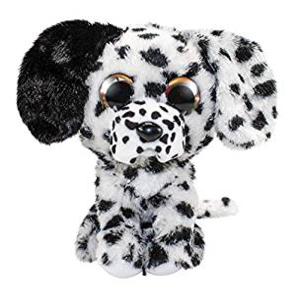 Lumo Stars Classic Dalmatian Dog Lucky Plush Toy