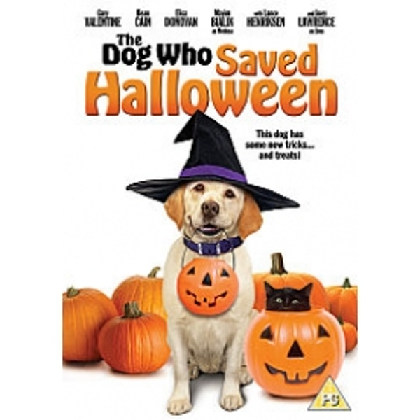 Dog Who Saved Halloween DVD