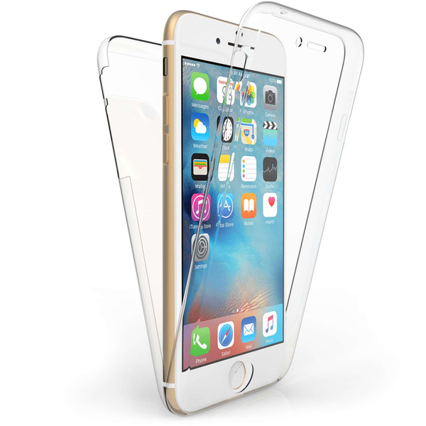 Compare prices with Phone Retailers Comaprison to buy a Apple iPhone 7 Full Body 360 TPU Gel Case