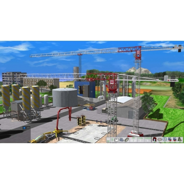 Conworld The Construction Site Simulator PC Game - Image 2