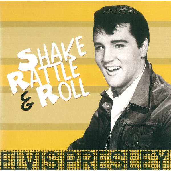 Elvis Presley - Shake Rattle And Roll Vinyl