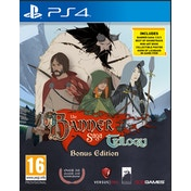 The Banner Saga Trilogy Bonus Edition PS4 Game