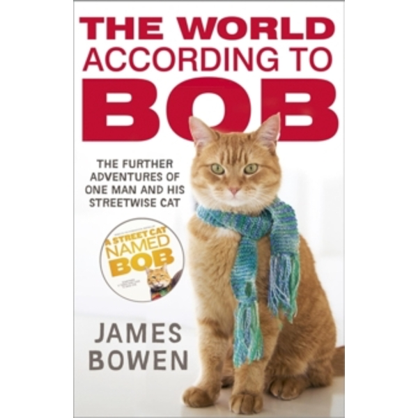 The World According to Bob : The further adventures of one man and his street-wise cat