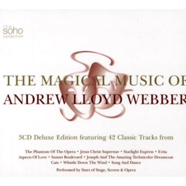 Various Artists - The Magical Music of Andrew Lloyd Webber CD