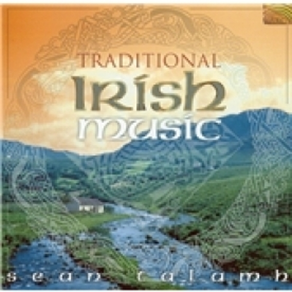 Sean Talamh Traditional Irish Music CD