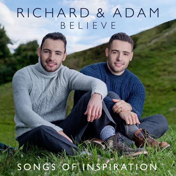 Richard & Adam - Believe: Songs of Inspiration CD