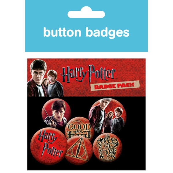 Harry Potter Icon Pack Badges