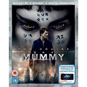 The Mummy (2017) 2D   3D Blu-ray