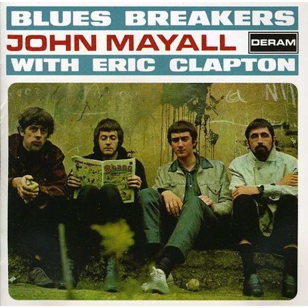 John Mayall and Eric Clapton - Blues Breakers  CD