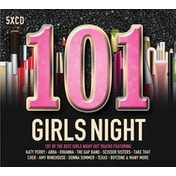 101 Girls Night CD