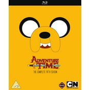 Adventure Time - The Complete Fifth Season Blu-ray