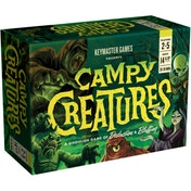 Campy Creatures Card Game