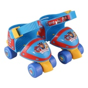 Paw Patrol Adjustable Baby Quad Skates, Size 7 to 11
