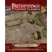 Town Square: Pathfinder Flip-Mat Classics Board Game