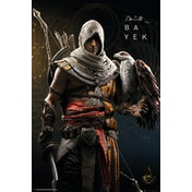 Assassins Creed Origins Bayek Maxi Poster