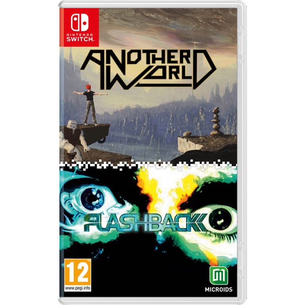 Flashback / Another World Nintendo Switch Game