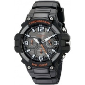 Casio Mens Sports Chrono Watch Black