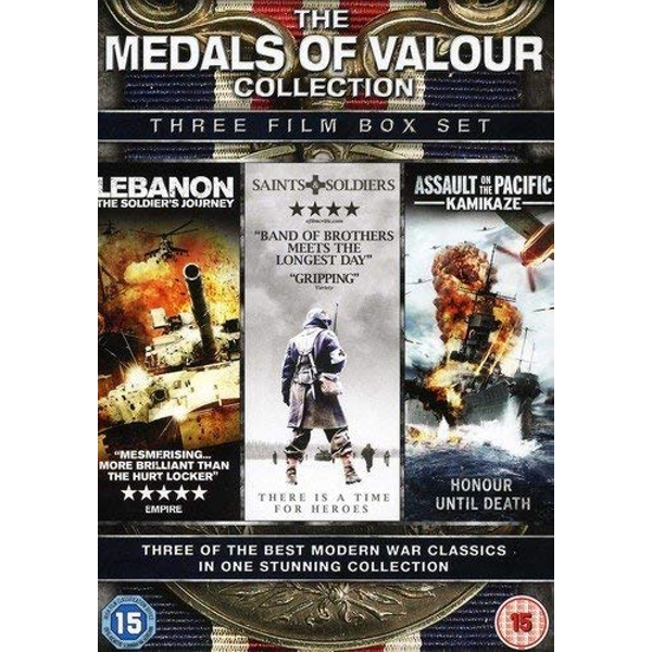 The Medals Of Valour Collection DVD
