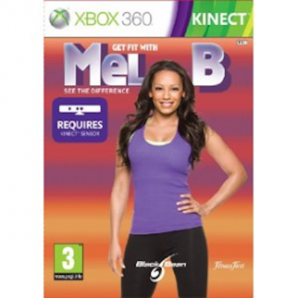 Kinect Get Fit With Mel B Game Xbox 360