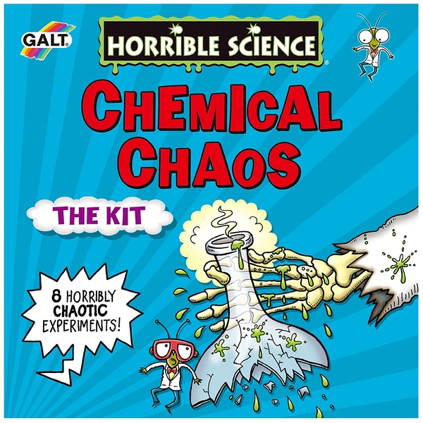 Galt Toys Horrible Science Chemical Chaos