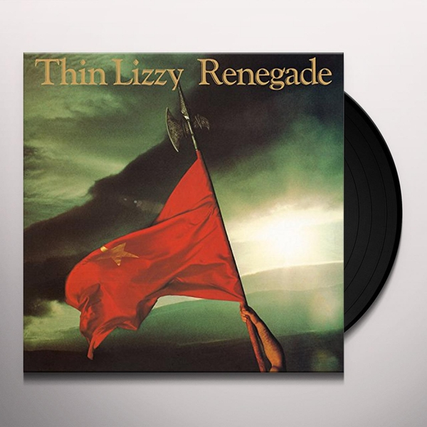 Thin Lizzy - Renegade Vinyl