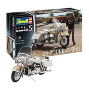 US Touring Bike 1:8 Revell Model Kit