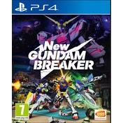 New Gundam Breaker PS4 Game