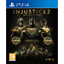 Injustice 2 Legendary Day One Edition PS4 Game (Inc Steelbook)