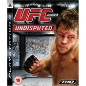 Ex-Display UFC 2009 Undisputed Game PS3 Used - Like New