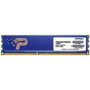 Patriot Memory 4GB PC3-12800 4GB DDR3 1600MHz memory module