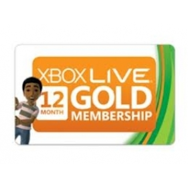 Xbox LIVE Gold 12 Months Membership + 1 Month Card Xbox 360 - Image 2