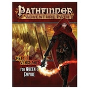 Pathfinder Adventure Path #106: For Queen & Empire (Hell's Vengeance 4 of 6)
