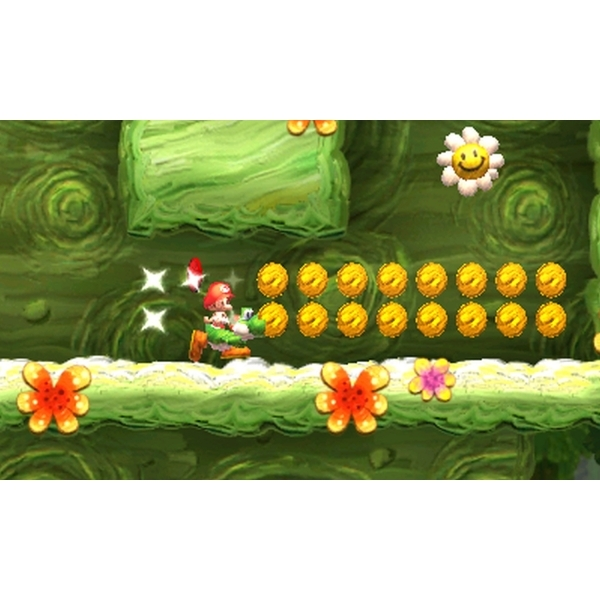 Yoshis New Island Game 3DS - Image 3