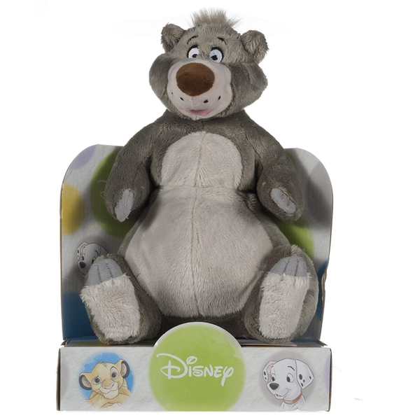 Disney Classic Jungle Book Baloo 10 Inch Soft Toy