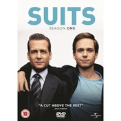 Suits - Series 1 DVD