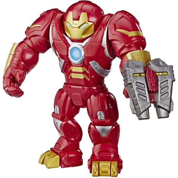 Hulkbuster Playskool Heroes Mega Mighties Action Figure - Image 1
