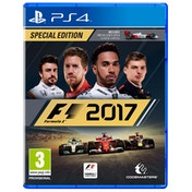 F1 2017 Special Edition PS4 Game