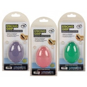Yoga Mad Egg Shaped Wrist Exerciser Strong Green