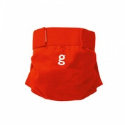 gNappies Small Good Fortune Red gpants - 3-7 kg (8-14 lbs)