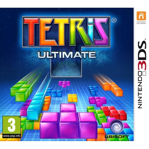 Tetris Ultimate 3DS Game - Image 1