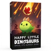 Happy Little Dinosaurs Card Game