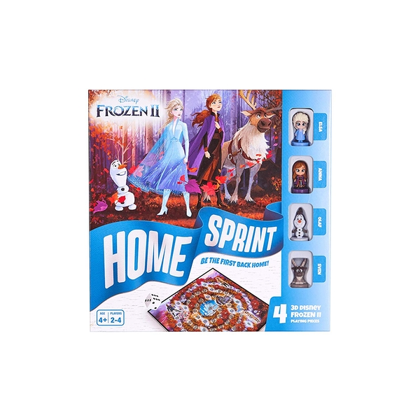 Disney's Frozen 2 Home Sprint Board Game