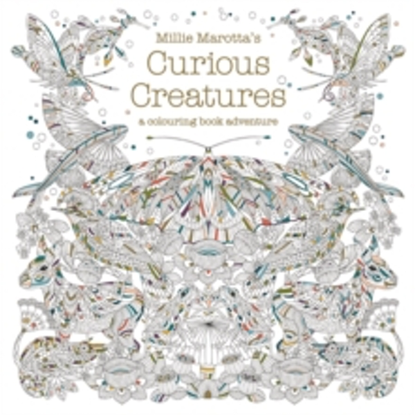Millie Marotta's Curious Creatures : a colouring book adventure : 4