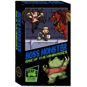 Boss Monster Rise of the Minibosses Card Game