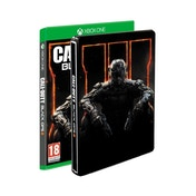 Call Of Duty Black Ops 3 III Game + Steelbook Xbox One