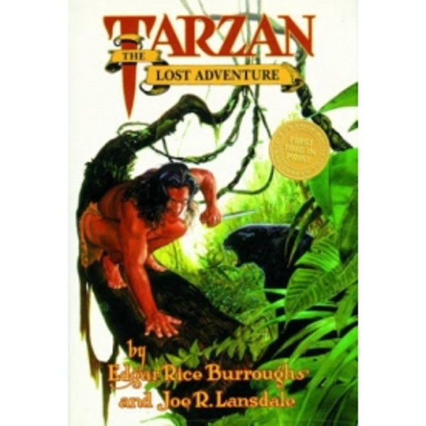 Edgar Rice Burroughs' Tarzan: The Lost Adventure