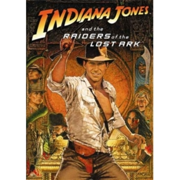 Indiana Jones - Raiders Of The Lost Ark DVD