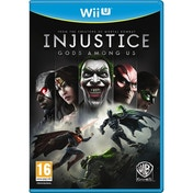 Injustice Gods Among Us Game Wii U