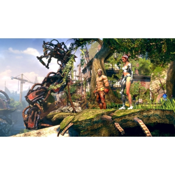 Enslaved Odyssey To The West Game Xbox 360 - Image 2