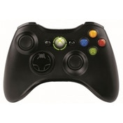 Damaged Packaging Microsoft Xbox 360 Wireless Controller For Windows Black PC Used - Like New
